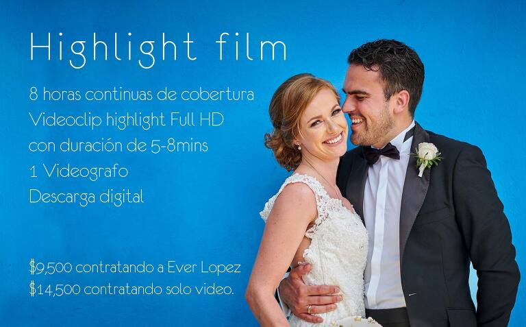 Paquete de video Highlight