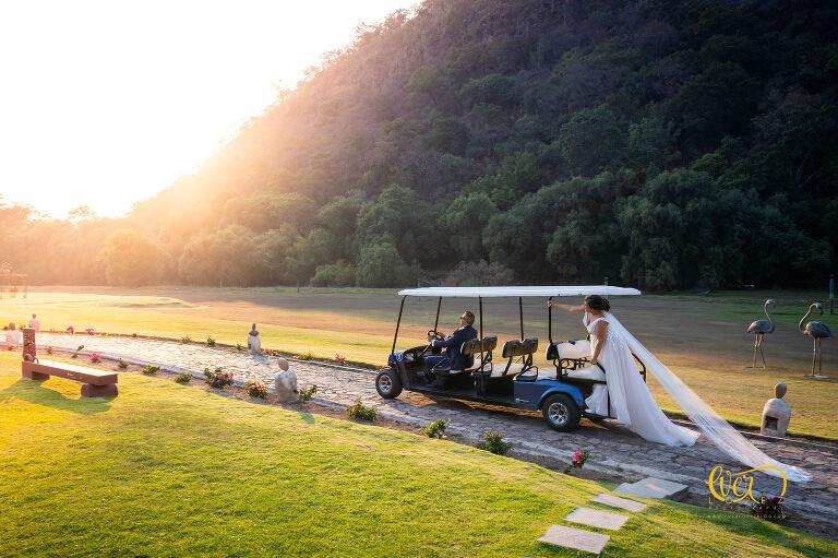 Sierra Lago Resort bodas